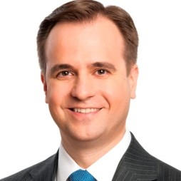 THRIVE Affinity Group's Executive Sponsor: Patrick Aylward,  Vice President and Chief of Staff