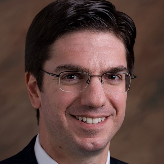 Spectrum Affinity Group's Executive Sponsor: William Georges, Senior Vice President and Chief Strategy Officer